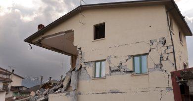 Erdbeben Haus
