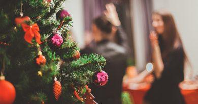 betrieblichen Weihnachtsfeier