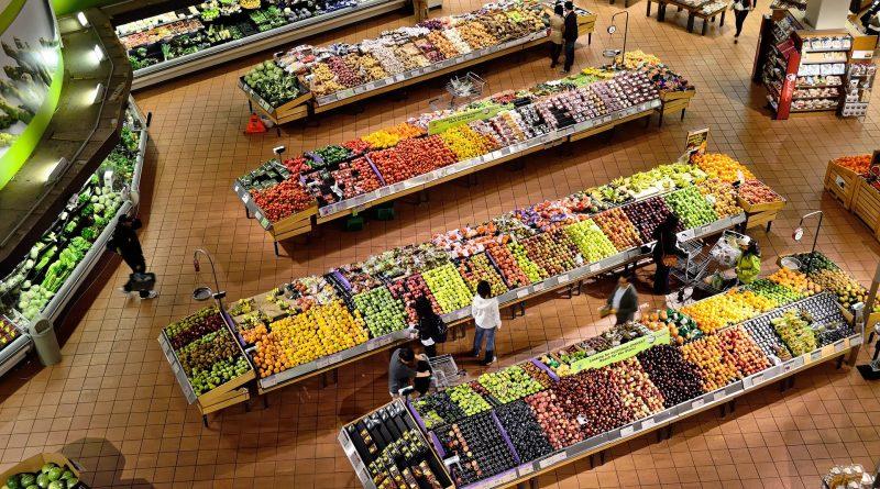 Lebensmittelhändler