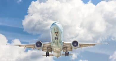 Geschäftsreisen Flugzeug