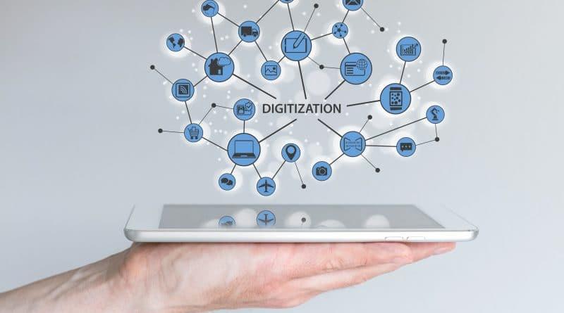 Digitalisierung von Unternehmen